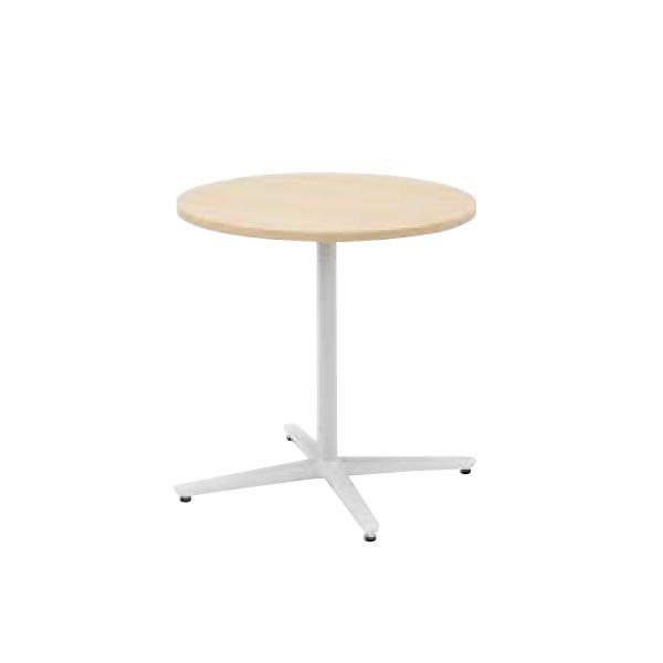 ウチダ ミーティングテーブル NEUT MX0750 十字脚 サークルタイプ 塗装脚 6-178-1560/6-178-1563/6-178-1060/6-178-1063