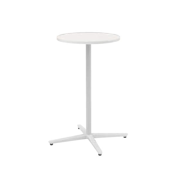 ウチダ ミーティングテーブル ニュート HX0600 十字脚 サークルタイプ 塗装脚 6-178-255/6-178-205