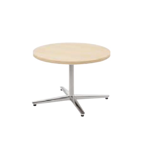 ウチダ ミーティングテーブル NEUT LX0750 十字脚 サークルタイプ ポリッシュ脚 6-178-0660/6-178-0663/6-178-0160/6-178-0163