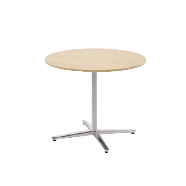 ウチダ ミーティングテーブル NEUT MX0900 十字脚 サークルタイプ ポリッシュ脚 6-178-1670/6-178-1673/6-178-1170/6-178-1173