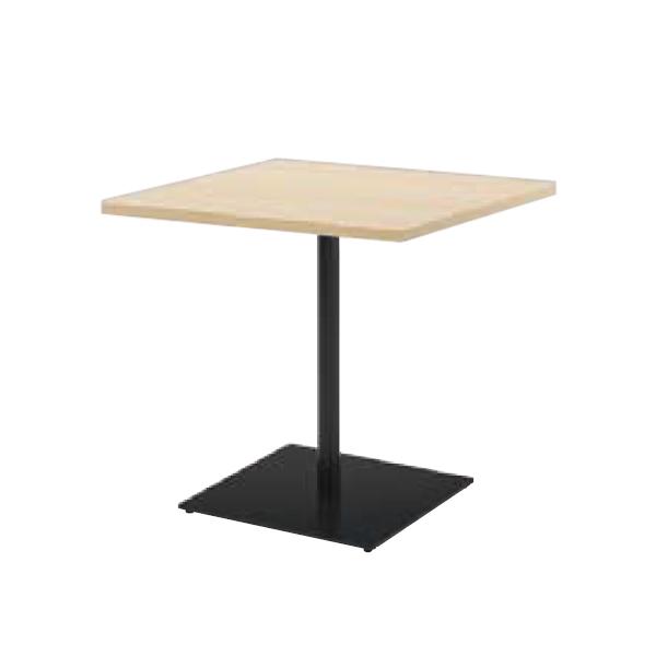ウチダ ミーティングテーブル ニュート MB6075 ベース脚 正方形 長方形タイプ 6-178-3410/6-178-3413