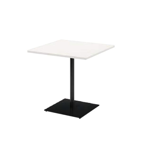 ウチダ ミーティングテーブル ニュート MB7575 ベース脚 正方形 長方形タイプ 6-178-3420/6-178-3423