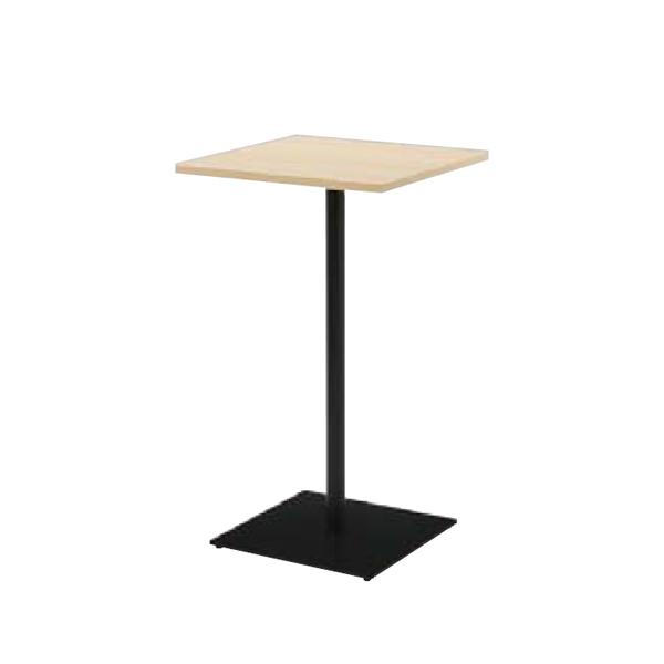 ウチダ ミーティングテーブル ニュート HB6060 ベース脚 正方形 長方形タイプ 6-178-3500/6-178-3503