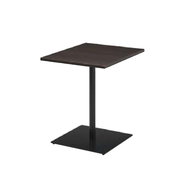 ウチダ ミーティングテーブル ニュート MB6060 ベース脚 正方形 長方形タイプ 6-178-3402/6-178-3406