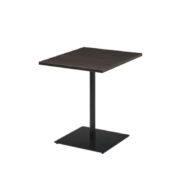 ウチダ ミーティングテーブル ニュート MB6075 ベース脚 正方形 長方形タイプ 6-178-3412/6-178-3416