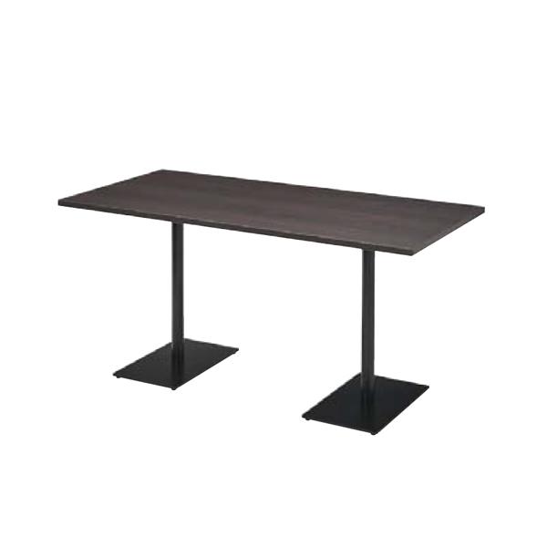ウチダ ミーティングテーブル ニュート MWB1575 ダブルベース脚 長方形タイプ 6-178-3712/6-178-3716