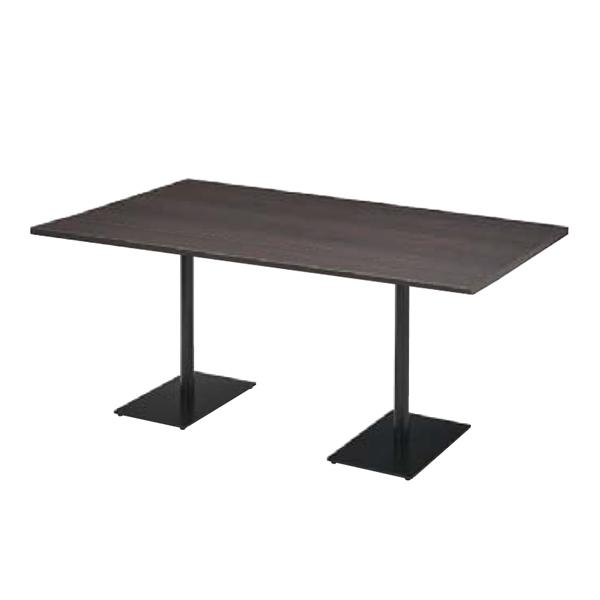 ウチダ ミーティングテーブル ニュート MWB1890 ダブルベース脚 長方形タイプ 6-178-3752/6-178-3756