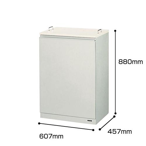 ナイキ オフィスキッチン ウォームホワイト W607×D457×H880mm OK2-AW