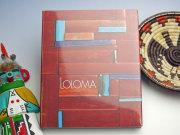 【限定品 デッドストック洋書】 BO-004 未開封シュリンクラップ付き 『LOLOMA』 (チャールズ・ロロマ作品集) ハードカバー