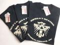 Ortega's オルテガ OR-T20 トレードマーク+HECHO EN CHIMAYO, NM(エチョ・エン・チマヨ=チマヨの真実)プリント半袖Tシャツ
