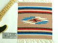 Ganscraft(ガンズクラフト) デッドストック・チマヨ・ブランケット GB1515-008 38x38cm バフ(ベージュ)