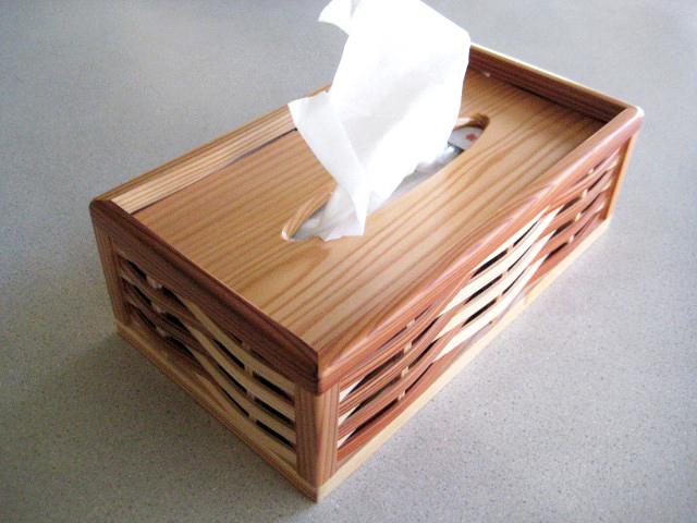 ティッシュBOX (千葉) 3型