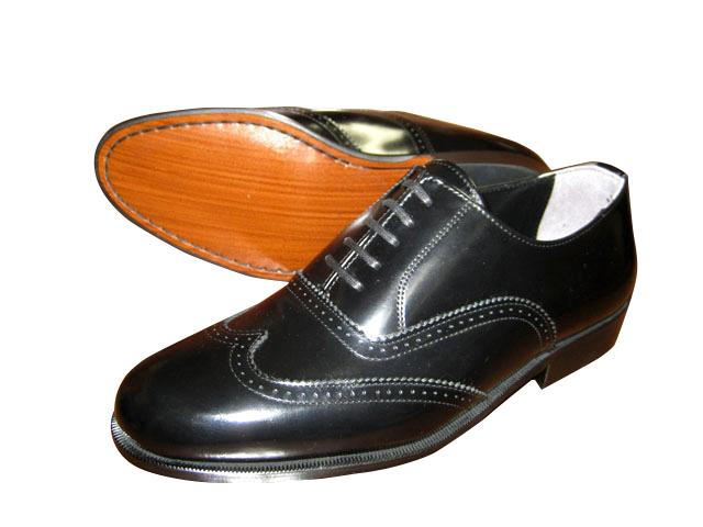 紳士靴W型(規格:黒245)