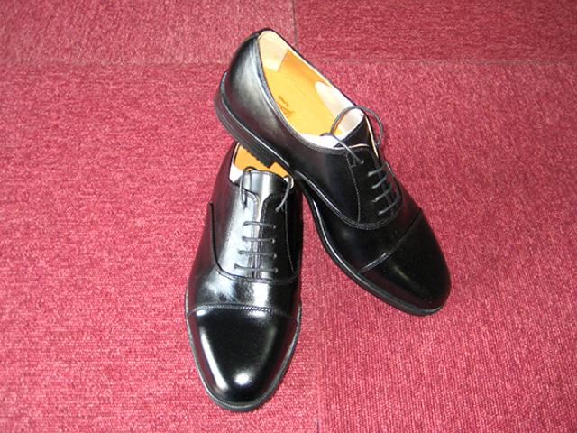 紳士靴202型(規格:黒245)