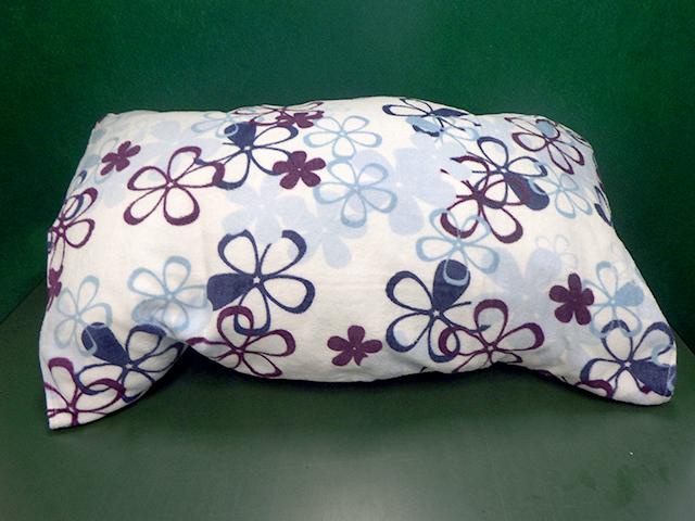 タオル素材の枕カバー (金沢) A型