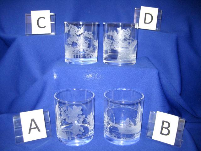 ロックグラス (岩国) C型