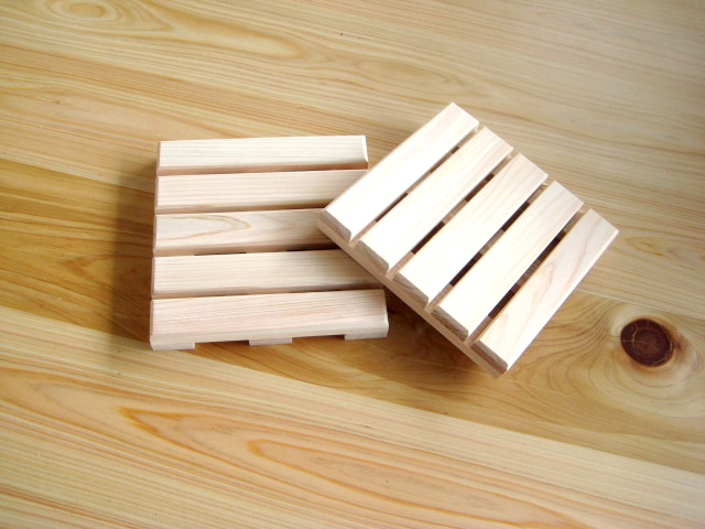 ヒノキの敷物 (鹿児島) A型