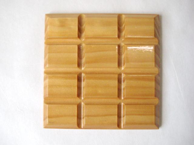 木製コースター (沖縄)