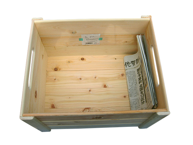 木箱 桧 (佐賀)