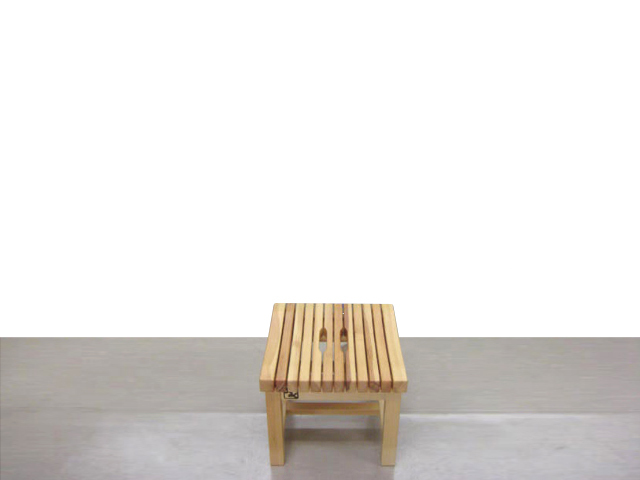 椅子 (山形) M型