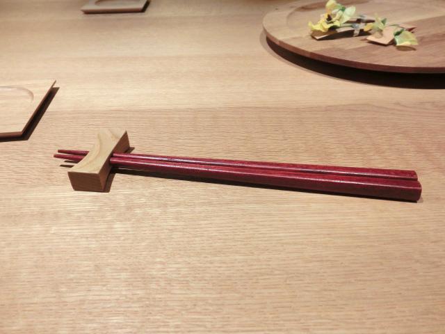 箸置き 5個入り (旭川)