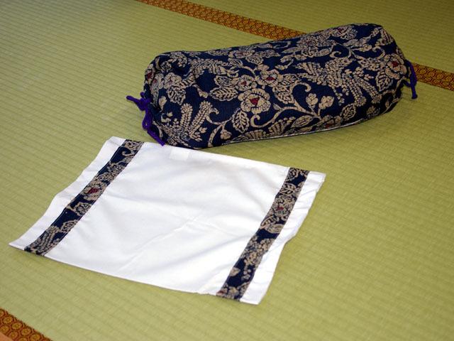 藍染め枕(長野)小 2