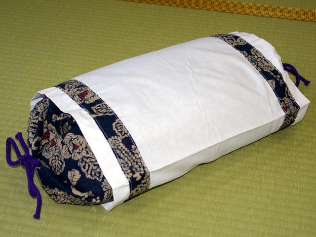 藍染め枕(長野)小 5