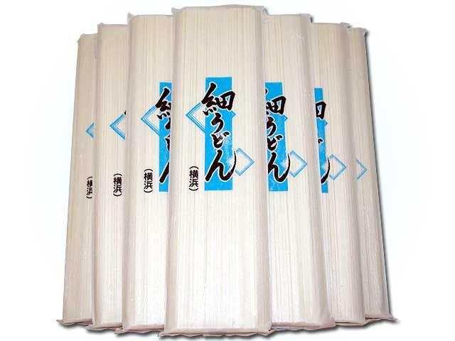 細うどん(横浜)20袋セット
