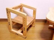 静岡県産材こども椅子 (静岡)