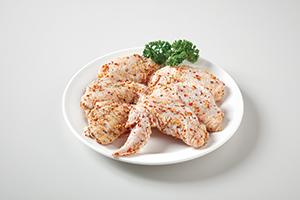 日南鶏手羽先スパイシー塩味 300g   《3145Z289-21》