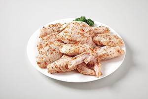 宮崎産日南鶏 手羽元スパイシー塩味700g  《3195R375-21》