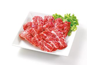 赤城山麓牛カルビ焼肉250g  《3345E632-21》
