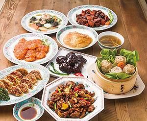 中華総菜16点  《3446D221-21》