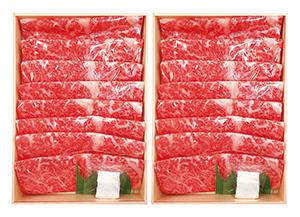 松阪牛すきしゃぶロース1kg  《3695Q025-21》