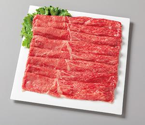 黒毛和牛すきやきモモ2kg    《3695Q098-2