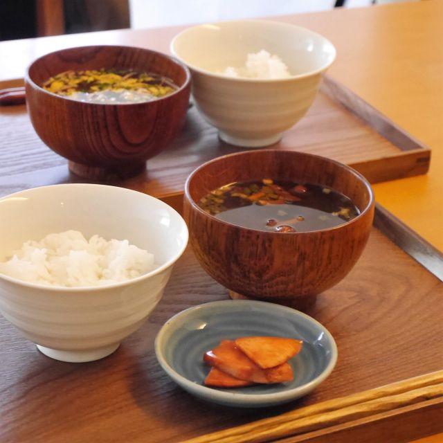 味噌汁&スープ