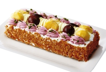 マロンボックスケーキ 20cm