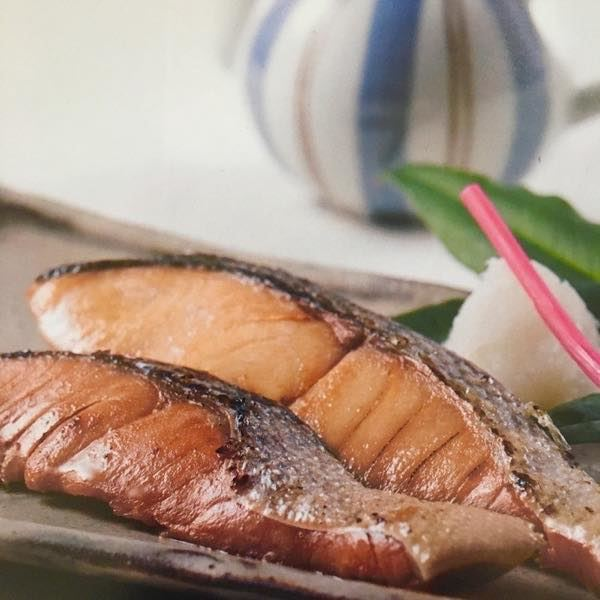 北海道鮭三昧