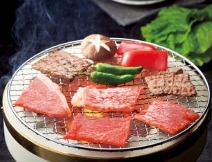神戸ビーフすき焼き&焼肉 33000