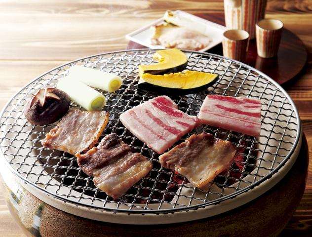 おいも豚 焼き肉400g