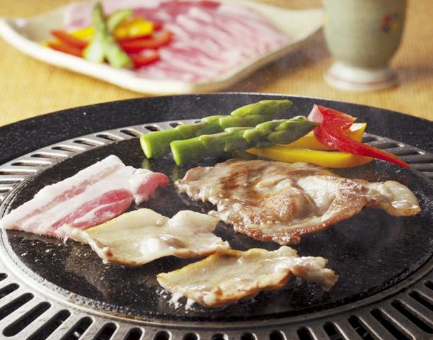 鹿児島県産黒豚 焼き肉