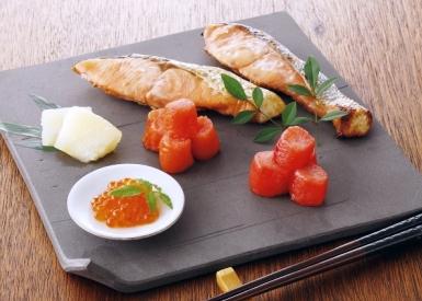 鮭・魚卵セット
