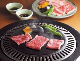 近江牛焼肉肩ロース600g