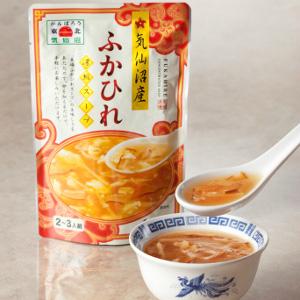 濃縮ふかひれスープ