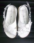【 DOVER Shoes 】 バックストラップサンダル ホワイト