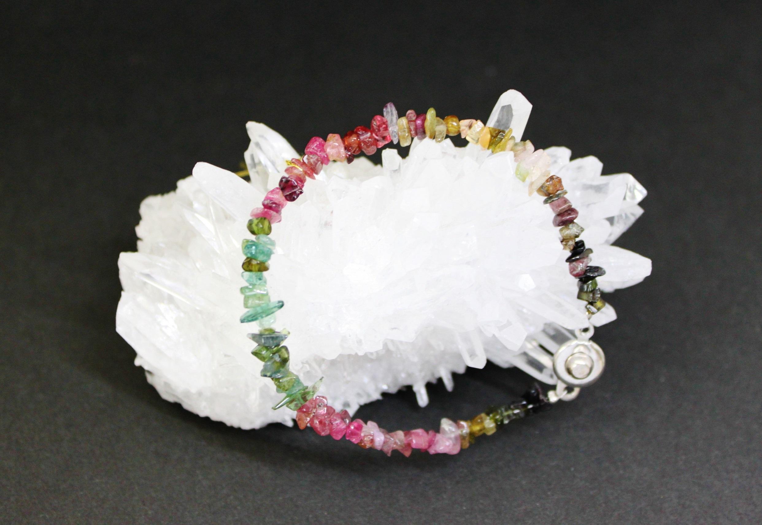 癒し-11−カラー水晶