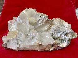 特大マニハール水晶クラスター 12.3kg (ヒマラヤ水晶)