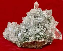 最高級マニハール水晶クラスター 6.5kg (ヒマラヤ水晶)