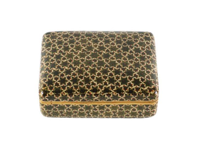 カタム Jewelry Box 約12×5×9cm kj012005001