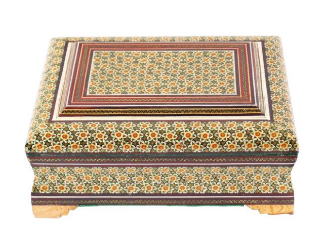 カタム Jewelry Box 約24×10×19cm kj024010001